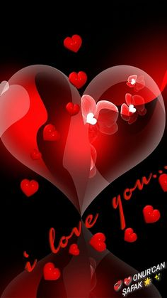 Good Night Love Images, Love Heart Images, Love Heart Gif, I Love You Pictures, Love You Gif, Beautiful Love Pictures, Rose Flower Wallpaper, Heart Wallpaper, I Love You Animation