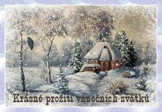 vanoce_vanocni_prani Snow, Painting, Outdoor, Advent, Outdoors, Painting Art, Paintings, Outdoor Games, Painted Canvas
