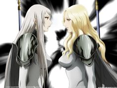 Claymore, Not sure if I should watch this anime