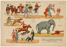 78.8765: Escenas Comicas De Circo | play set | Play Sets | Toys | Online Collections | The Strong