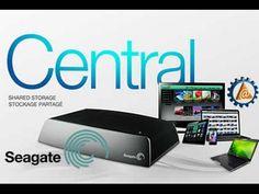SEAGATE CENTRAL - Review e Configuração - Tenha sua própria nuvem privad...