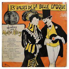 13 Valses de la Belle Epoque é na vinil records, sua loja de vinil online