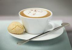 Cappuccino med mandelmjölk