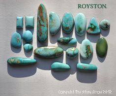 Royston Mine Turquoise | The Stray Arrow