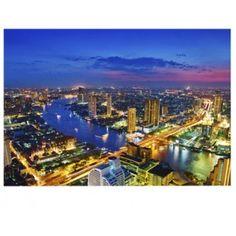 Fotomural de Bangkok