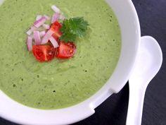 THE SIMPLE VEGANISTA: Avocado & Cucumber Soup