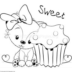 Cute Fox Coloring Pages Deer Coloring Pages, Fox Coloring Page, Unicorn Coloring Pages, Cartoon Coloring Pages, Disney Coloring Pages, Coloring Pages To Print, Free Printable Coloring Pages, Coloring Pages For Kids, Coloring Books