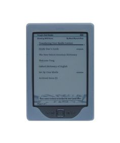 "All New Amazon Kindle Wi-Fi 6"" E Ink Display Kindle 4th Generation Silicone Skin Case Gel Cover - Clear by Midea Tech. $4.99. You won't regret your purchase!!!. Save 71% Off!"