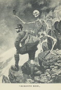 """the-two-germanys: """"Memento mori""""Postcard, United Kingdom. Memento Mori Art, Ghost Pictures, Get Up And Walk, Halloween 2, Weird Art, Dead Man, Top Of The World, Weird And Wonderful, Dark Side"""