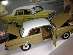 1 18 Scale Model CAR EH Kalgoorlie Gold 50th Anniversary | eBay