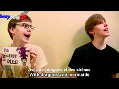 Harry Potter in 99 Seconds -Paint- Sous-titré Français - YouTube