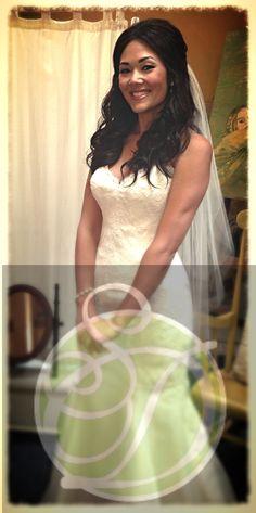 Bride by Anika www.domanihair.com