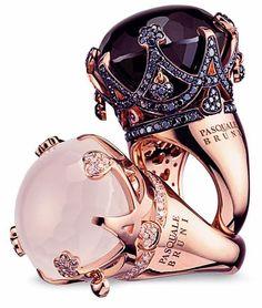 Кольца Sissi от Pasquale Bruni