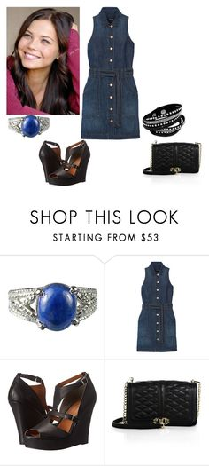 """""""Gabriella Salvatore"""" by charmedgreys ❤ liked on Polyvore featuring Lazuli, J Brand, BC Footwear and Rebecca Minkoff"""