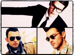 New trends for... sunglasses addicted
