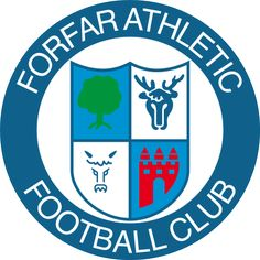 Scottish League One, Forfar – Brechin, Saturday, am ET / Watch and bet Forfar Athletic – Brechin City live Sign in or Register (it's free) to watch and bet Live … Soccer Logo, Football Team Logos, Soccer Teams, Forfar Athletic, Brechin City, Fifa, Badges, Dundee United, British Football
