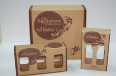 La Madelaine boxes Corrugated Packaging, Sugar Icing, Boxes, Place Card Holders, Crates, Box, Cases, Boxing