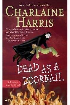 ✯ Dead as a Doornail - Book 5 - by Charlaine Harris ✯