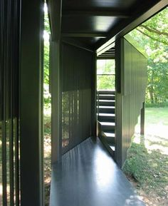 Split/View Pavilion | Tulsa, Oklahoma | Mitnick Roddier Hicks Architects