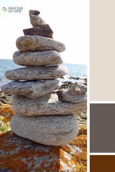 Palette mauve, gris et marron. Découvre des conseils pour créer la palette de couleurs de ta marque pas à pas. Inspiration, Gray, Drawing Exercises, Advice, Colors, Biblical Inspiration, Inspirational