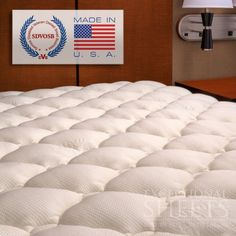 If you're like me (menopausal....), a cooling mattress pad is a necessity. This particular mattress pad is the #1 cooling mattress pad on Amazon.com - with good reason.