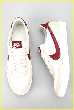 The Best Men's Shoes And Footwear : Nike Canvas Killshot Sneaker Fashion Inspire Running Sneakers, Running Shoes For Men, Sneakers N Stuff, Women's Sneakers, Sneakers Design, Best Shoes For Men, Sneaker Brands, Stylish Men, Swagg