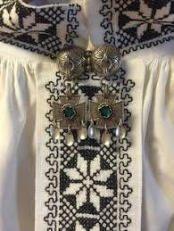 "Результат пошуку зображень за запитом ""white on white norwegian embroidery"""