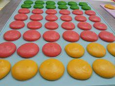 Sabores da Alma: Macarons - Origem, Tipos e Dicas