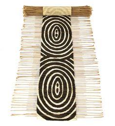 """70"""" long table runner. Handmade in Mali."""