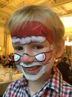 Face Creations - Melbourne face painter, kids parties | Santa Claus