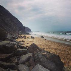 Missing #portugal #costavicentina #surf #sea #clouds #cliffs #fog
