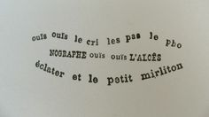 Calligrammes, guillaume apollinaire
