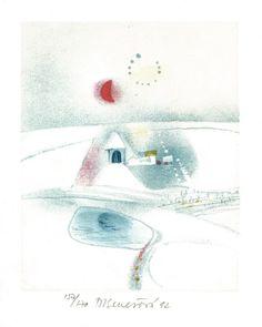 White Landscape - Daniela Benešová
