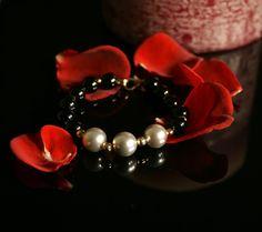 Olfina - Bratara din perle de Mallorca