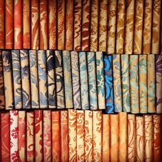 Just in from #Venice - new Fortuny journals #pattern #design #beauty