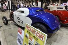 The Pierson Brothers Coupe