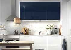 Jarsta Ranch Kitchen, My Ideal Home, Big Windows, Color Tile, Home Bedroom, Decoration, Luxury Homes, Kitchen Remodel, Tiles
