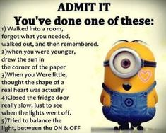 Hilarious kids For all Minions fans this is your lucky day, we have collected some latest fresh insanely hilarious Collection of Minions memes and Funny picturess Funny Minion Pictures, Funny Minion Memes, Crazy Funny Memes, Minions Quotes, Really Funny Memes, Funny Relatable Memes, Funny Facts, Haha Funny, Funny Jokes