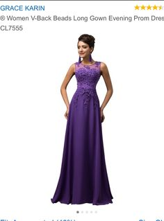 Bridesmaid dress. I think this is very pretty and classy!