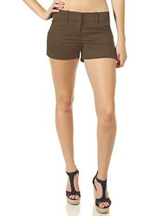 7Encounter Women's Sateen Shorts ** You can find more details by visiting the image link.