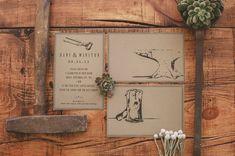 Blacksmith Inspired Wedding Ideas | Utah