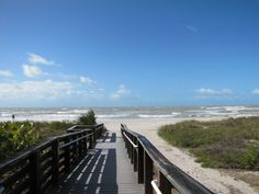 Sanibel Island, Pathway to Beach