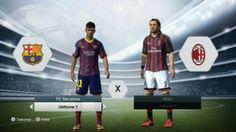Uniforme Barcelona, fifa 14!