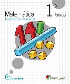 Cuaderno Actividades Matemática 1º by Profesora Geovanna via slideshare