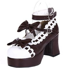 Partiss Damen Suess Gothic Lolita High-top Pumps PU Boots... https://www.amazon.de/dp/B019OOS072/ref=cm_sw_r_pi_dp_6A9txbCHKW7FR