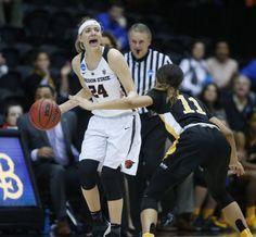 Oregon State Beavers survive, edge Long Beach State in NCAA Women's  Tournament