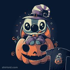 Ohana Pumpkin from ShirtPunch Cute Fall Wallpaper, Halloween Wallpaper Iphone, Disney Phone Wallpaper, Cartoon Wallpaper Iphone, Cute Cartoon Wallpapers, Lilo Ve Stitch, Lilo And Stitch Quotes, Disney Stitch, Disney Halloween