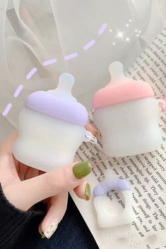 Case For Case Silicone TPU Keychain Case For Airpod Dust Guard Cover For Iphone Airpods Protective Cute Original Coque Ipod Cases, Cute Phone Cases, Iphone Phone Cases, Fone Apple, Accessoires Iphone, Earphone Case, Cute Cases, Coque Iphone, Iphone Accessories
