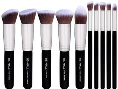 With Test & Tell, test the BS-MALL Premium Synthetic Kabuki Makeup Brush and give your feedback (pinterest)