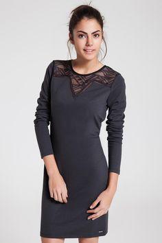 Vero Moda Millo Gri Elbise :: 135.15 TL (KDV dahil)